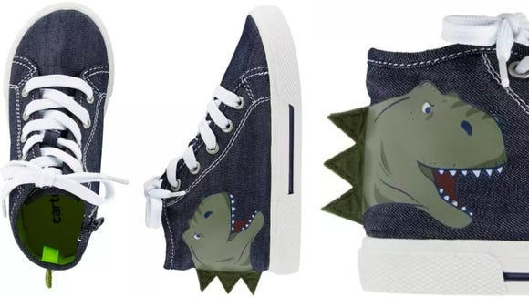 Prepare to meet the coolest kid in the world after you gift these sneakers.