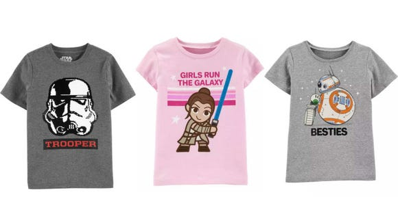 My poor future children, Luke and Leia, will own everything here.