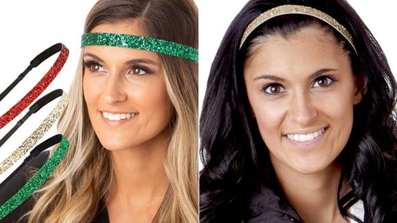 Whether you're heading to a 20s-themed party or not, this headband will come in handy.