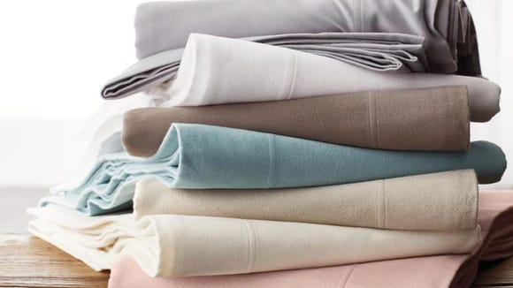It's hard to turn down a good pair of flannel sheets.