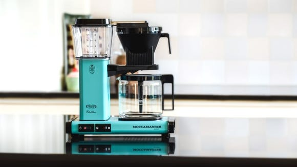 Popular products of 2020: Technivorm Moccamaster.