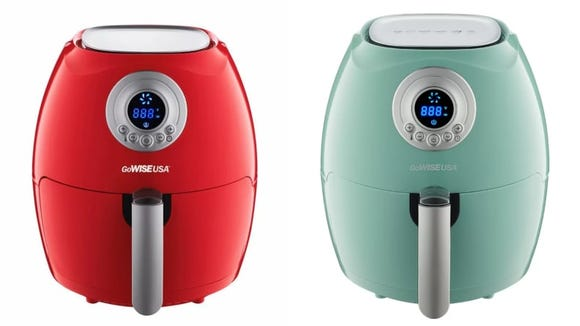 What's better than an air fryer? A red one.