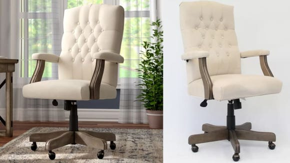 Upgrade your office chair with this beauty.