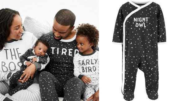 This onesie is ideal for ringing in the New Year (or sleeping through it).