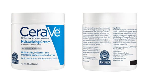 Use the CeraVe Moisturizing Cream all over the body for hydrated skin or mix a body oil into it.