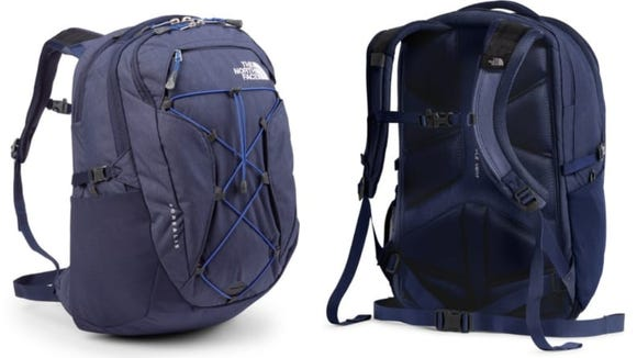 Invest in a durable backpack before you go camping.
