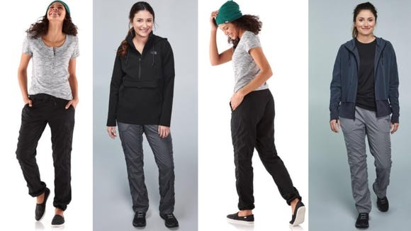 Buy these pants for travel, but don't feel bad once you start wearing them for running errands.