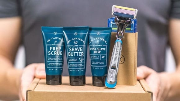 Save on bathroom supplies like razors and soap!