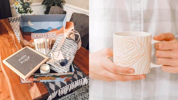 Causebox will introduce you to amazing socially conscious brands.