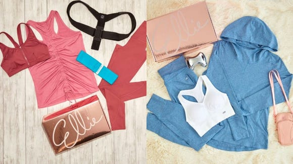 Motivate yourself to hit the gym with new workout clothes!