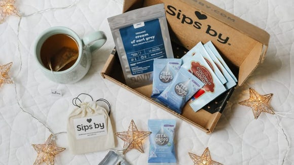 Kick your coffee habit with monthly deliveries of tea!