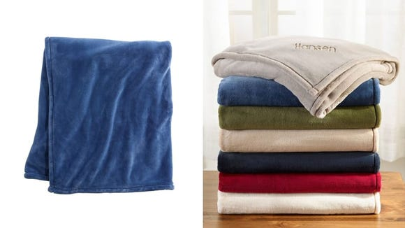 A throw blanket is the perfect addition to any lazy afternoon (or night).