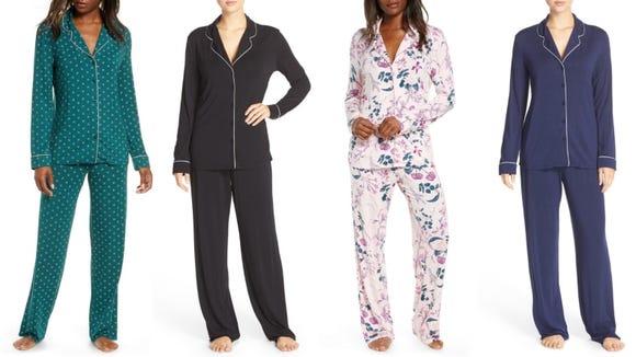 These silky pajamas belong in every wardrobe.