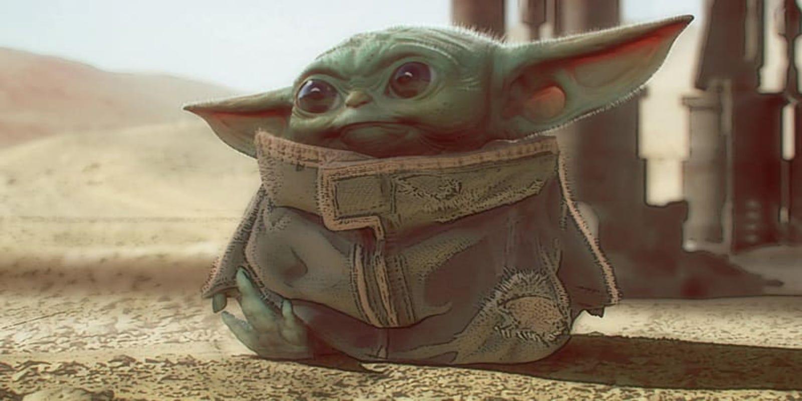 Reports: Build-a-Bear Workshop will debut 'The Mandalorian' Baby Yoda plush