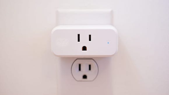 Best products for lazy people: Eufy Smart Plug.