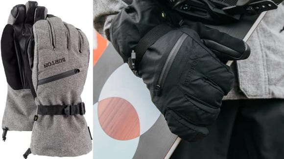 The wrist leashes, outer pocket, and warm liners make these gloves a worthwhile purchase.