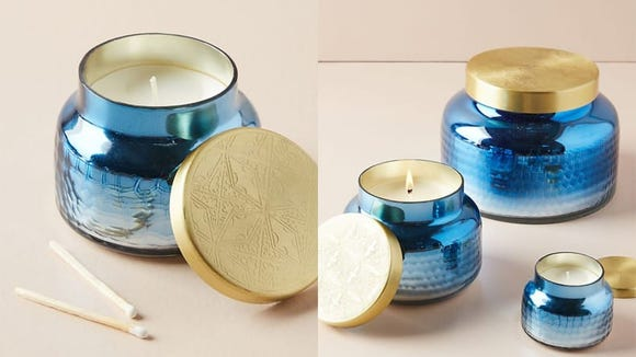 There's a reason the Capri Blue Candle is so popular.
