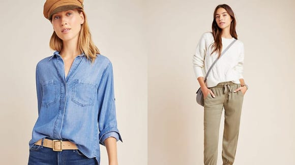 These clothes are cute, but are cheaper elsewhere.