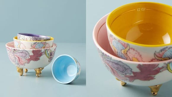 These cups look pretty...impractical.