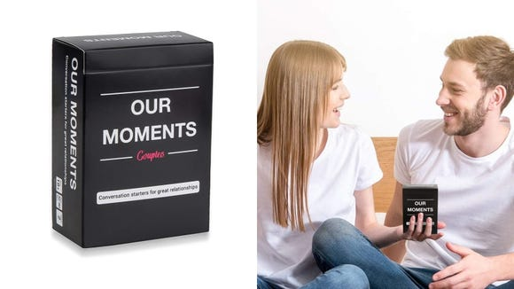 Our Moments lets you learn more about your partner.