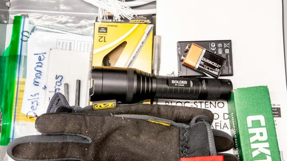 Banish the darkness with the Anker LC90 flashlight.