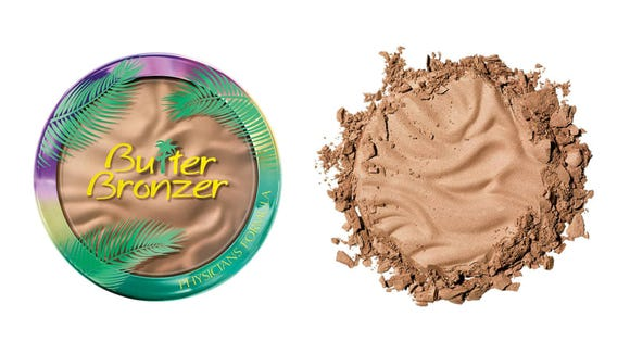 Use the Physicians Formula Butter Bronzer to add warmth to the skin.