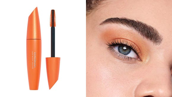 Plumpen your lashes with the Covergirl Lash Blast Volume Mascara.
