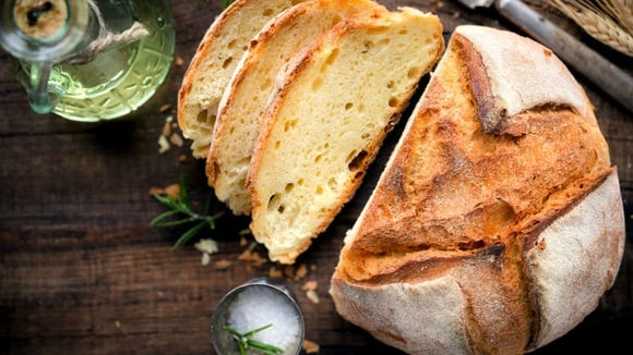 Homemade Italian bread at your Oscars party? That's amore.