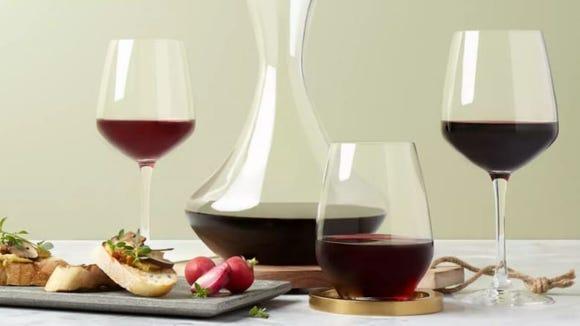 Mamma mia! It's-a wine!