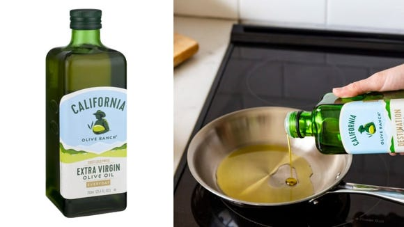 Your pizza is only as good as the olive oil you use on it.