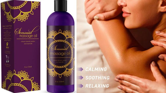 Unwind on Valentine's Day with a sensual massage.