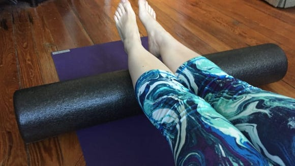 Ease out muscle tension with our favorite foam roller.