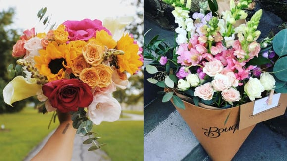 Best Valentine's Day gifts for yourself: Bouqs Flower Delivery.