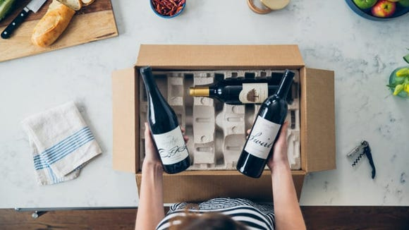 Best Valentine's Day gifts for yourself: Firstleaf Wine Delivery.