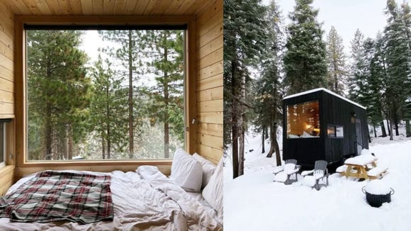 Best Valentine's Day gifts for yourself: Getaway House Rental.