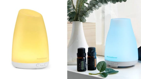 Best Valentine's Day gifts for yourself: Essential Oil Diffuser.