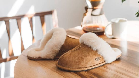 Best Valentine's Day gifts for yourself: UGG Scuffette Slipper.