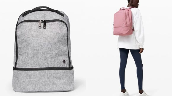 This Lululemon backpack's design sets it apart from the rest.