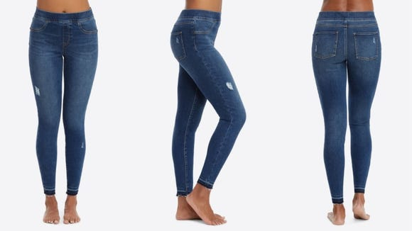 Your old favorite pair of jeans could never.