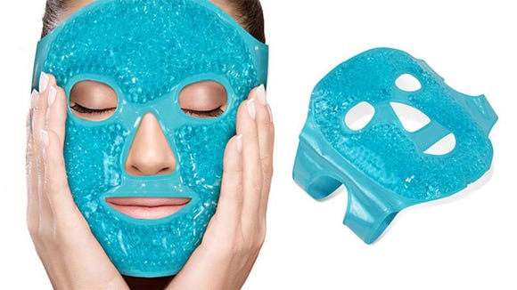 Chill out with the PerfeCore Facial Mask when you feel overheated or achy.