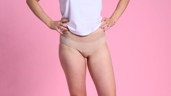 Forget tampons—period underwear is here to stay.
