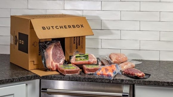 Get top-quality meat delivered to your doorstep with ButcherBox.
