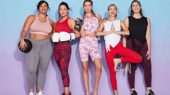 People rave about the quality of Fabletics leggings.