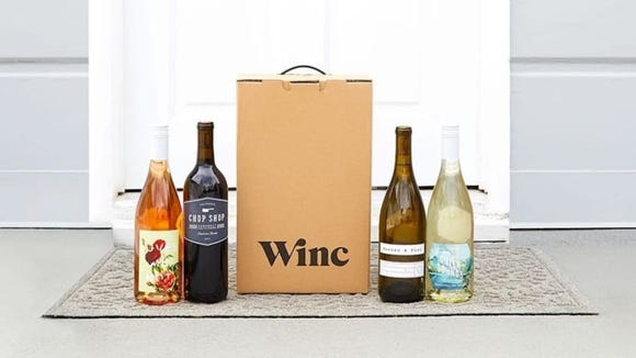 Monthly wine deliveries? Don't mind if I do.