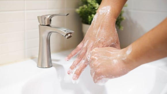 Thoroughly washing your hands with soap and water for at least 20 seconds is the best way to stave off spreading or contracting COVID-19.