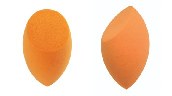 Blend your makeup quickly and easily with the Real Techniques Miracle Complexion Sponge.