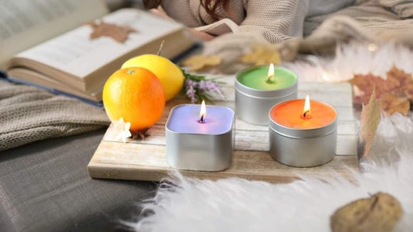 Forget buying candles—make your own with this set.