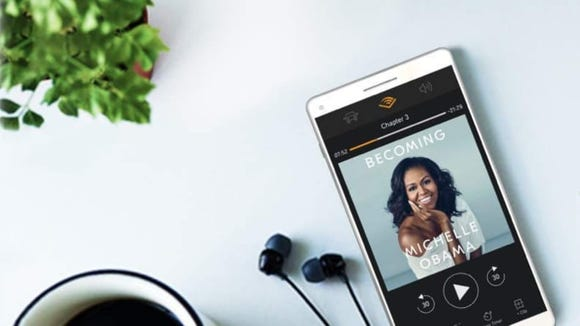 Audible is a busy bookworm's dream come true—and now it's on sale.