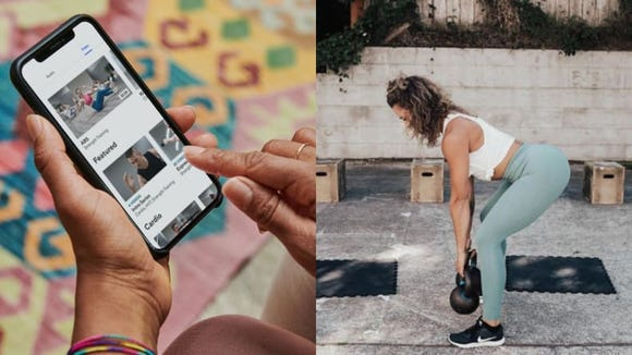 Get your sweat on from home—with ClassPass.
