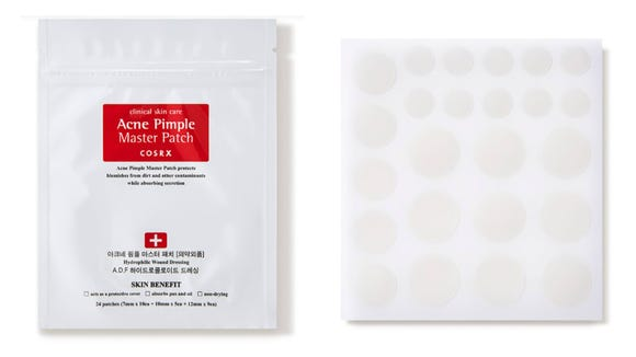 Clean out pesky pimples with the CosRX Acne Pimple Master Patches.